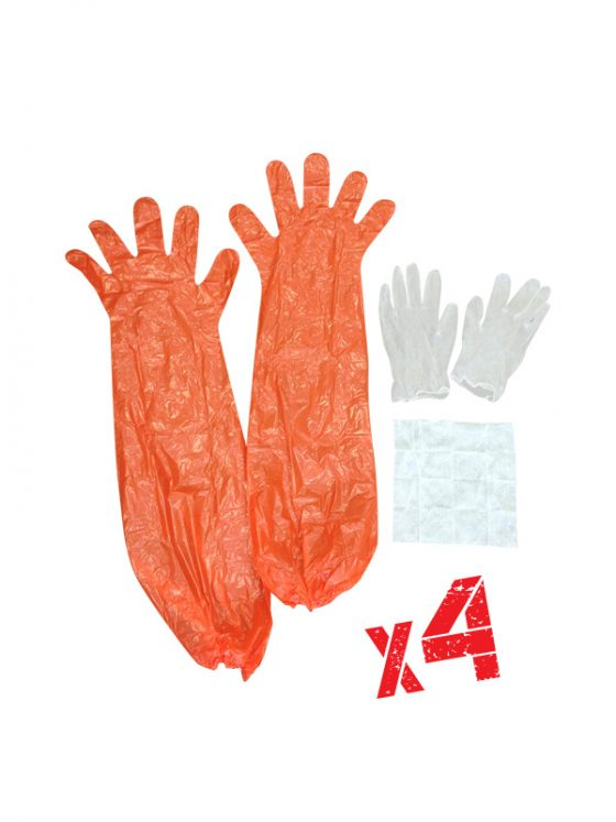 Dirty Glove Job 4 pack