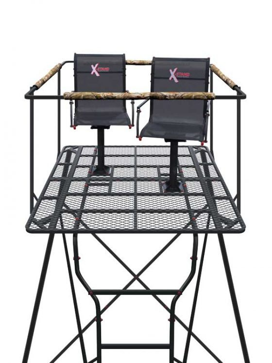The Kingpin Tower Tripod Treestand